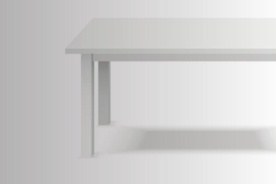 Cadeiras, mesas, prateleiras